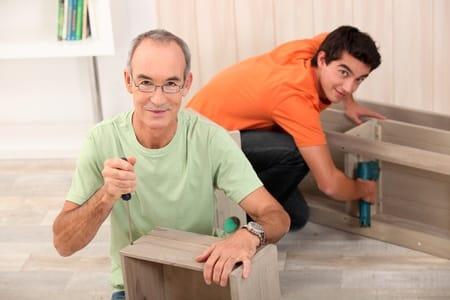 הובלת רהיטים כולל פירוק והרכבה