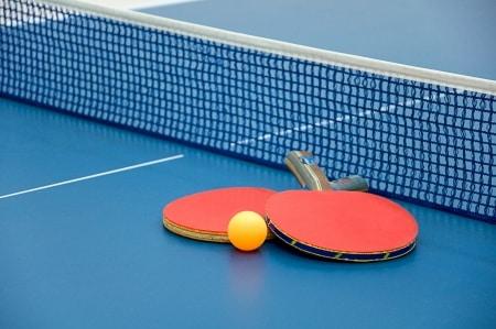 הובלת שולחן פינג פונג טניס שולחן